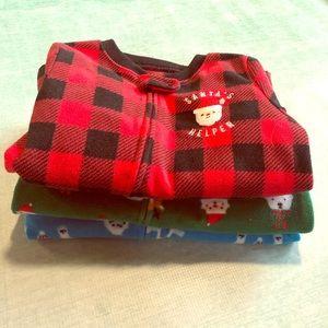 Carter's Fleece Pajama Bundle